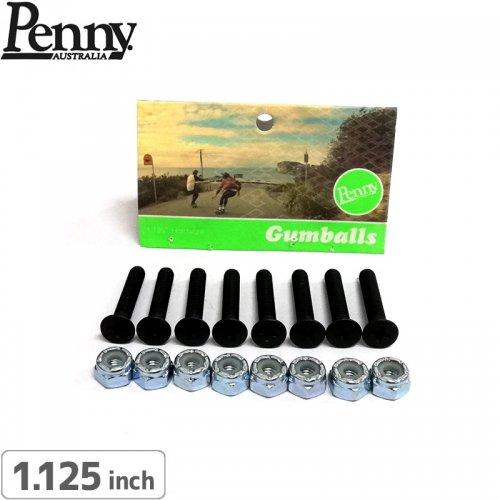 【ペニー スケボー ハードウェア】PENNY BOLT SET【1.125インチ】NO4