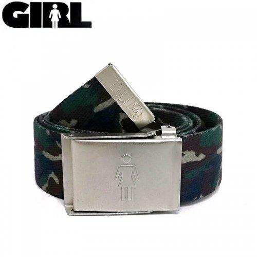 【GIRL ガールスケートボード ベルト】Micro OG Opener Belt【迷彩】NO15