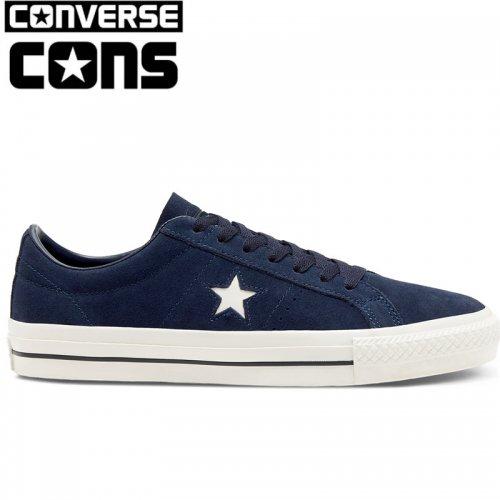 日本未発売モデル【CONS CONVERSE コンバース スケート シューズ】ONE STAR PRO OX 166022C【スウェード】NO50