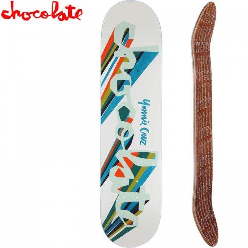 【チョコレート CHOCOLATE スケートボード デッキ】CRUZ ORIGINAL CHUNK DECK[8.0インチ]NO168