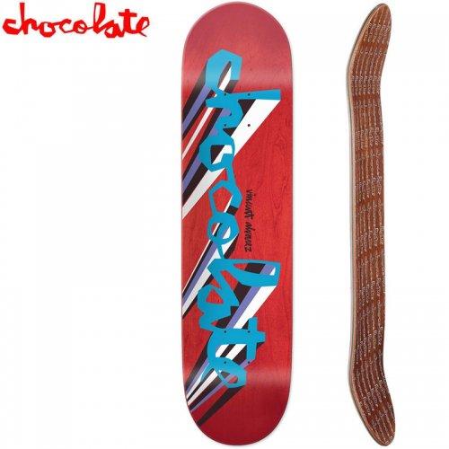 【チョコレート CHOCOLATE スケートボード デッキ】ALVAREZ ORIGINAL CHUNK DECK[8.0インチ]NO169