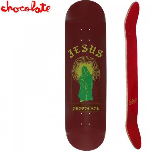 【チョコレート CHOCOLATE スケートボード デッキ】FERNANDEZ ONE OFF DECK[8.125インチ]NO170