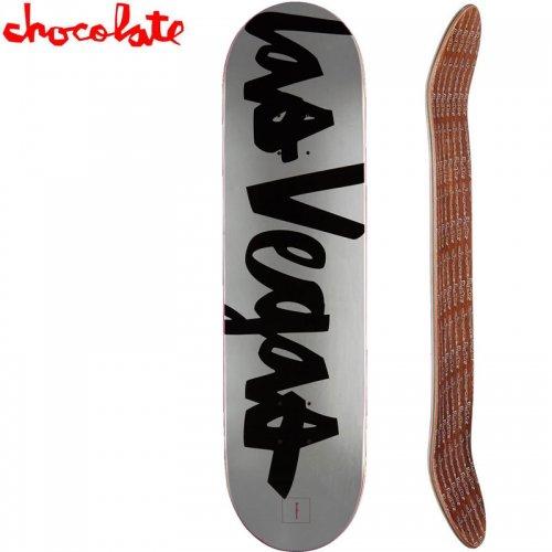 【チョコレート CHOCOLATE スケートボード デッキ】ANDERSON HOMETOWN CHUNK[8.125インチ]NO173