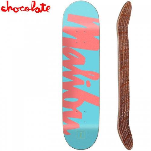 【チョコレート CHOCOLATE スケートボード デッキ】ALVAREZ HOMETOWN CHUNK[8.0インチ]NO174