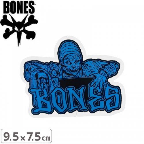 【ボーンズ BONES スケボー ステッカー】TIME BEASTS STICKER【9.5cm x 7.5cm】NO54