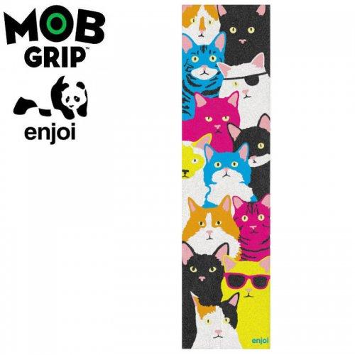 【モブグリップ MOB GRIP デッキテープ】ENJOI LITTER BOX GRIPTAPE【9 x 33】NO195
