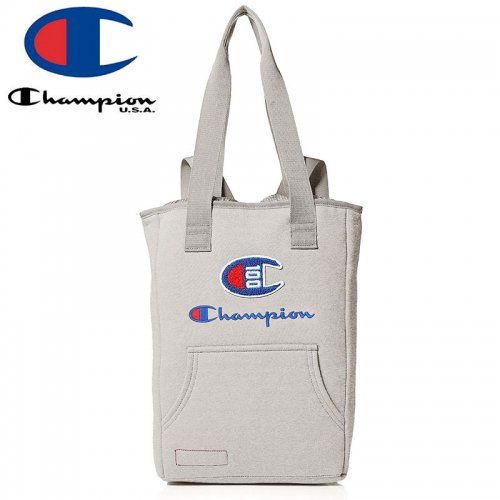 【CHAMPION チャンピオン トートバッグ】100 YEAR SHUFFLE CONVERTIBLE TOTE BACKPACK CH1122【グレー】NO2