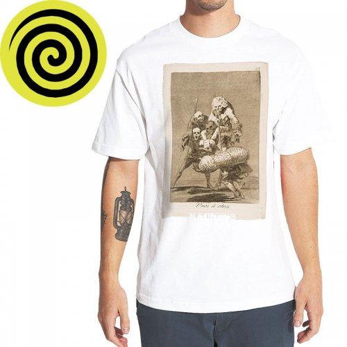 【MADNESS マッドネス スケボー Tシャツ】OTROS PREMIUM TEE【ホワイト】NO2