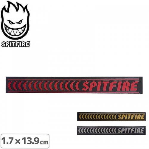 【スピットファイアー SPITFIRE スケボー ステッカー】BARRED STICKER【1.7cmx13.9cm】NO110