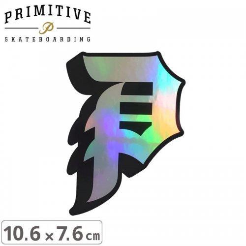 【プリミティブ PRIMITIVE スケボー ステッカー】DIRTY P STICKER【10.6cm×7.6cm】NO24