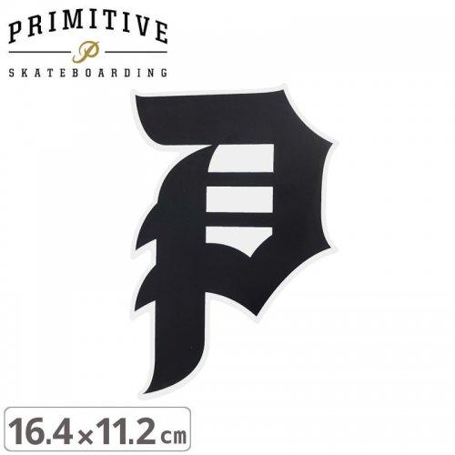【プリミティブ PRIMITIVE スケボー ステッカー】DIRTY P STICKER【16.4cm×11.2cm】NO25