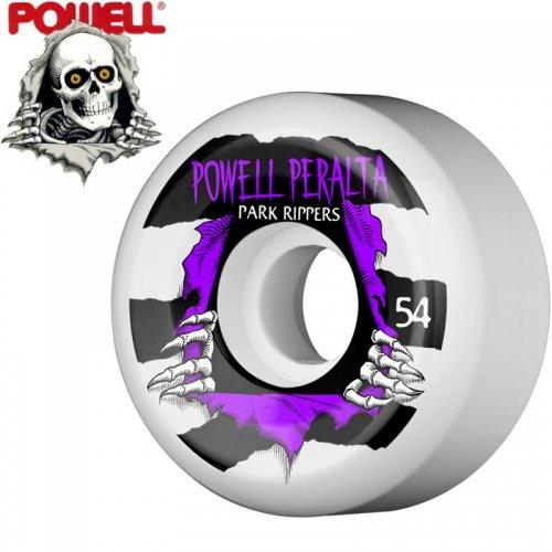 【パウエル POWELL スケボー ウィール】RIPPER WHEELS 104A PARK FORMULA【54mm】NO27