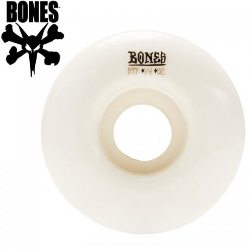 【ボーンズ BONES スケボー ウィール】STF V4 BLANK WHEELS 103A【53mm】【54mm】NO193