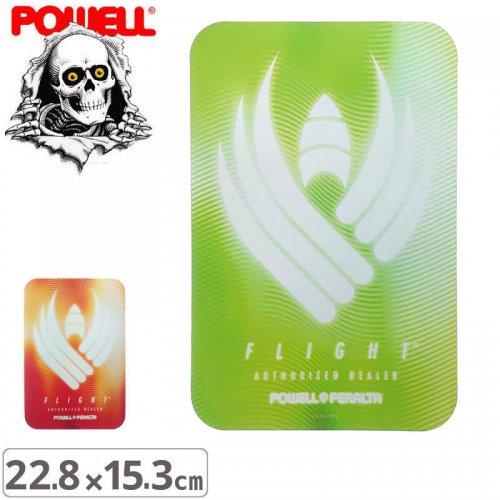 【パウエル POWELL スケボー ステッカー】AUTHORIZED DEALER【22.8cm x 15.3cm】NO47