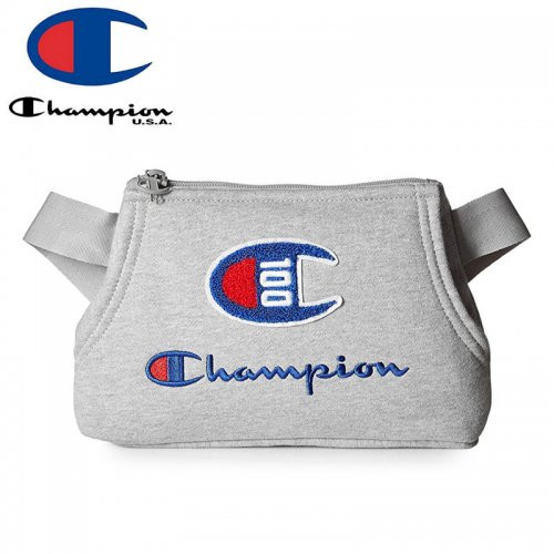 【CHAMPION チャンピオン ウェストポーチ】100 YEAR PRIME SLING PACK ミディアムグレー NO4