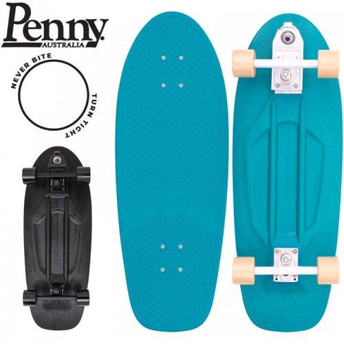 【ペニー PENNY スケボー コンプリート】HIGH-LINE SURFSKATE[29インチ]【BLACKOUT】【OCEAN MIST】NO81