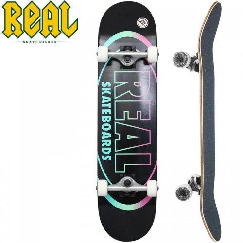 【リアル REAL スケートボード コンプリート】OVAL GLEAM COMPLETE[7.75インチ]NO20