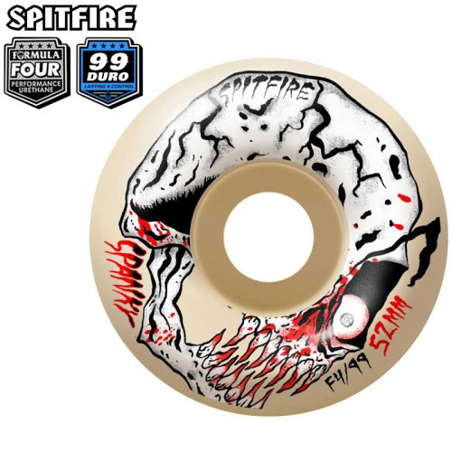 【SPITFIRE スピットファイアー ウィール】FORMULA FOURF4 99A SPANKY NECKFACE【52mm】【54mm】NO259