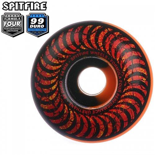 【SPITFIRE スピットファイアー ウィール】FORMULA FOUR F4 99 EMBERS CLASSIC SWIRL【54mm】NO261