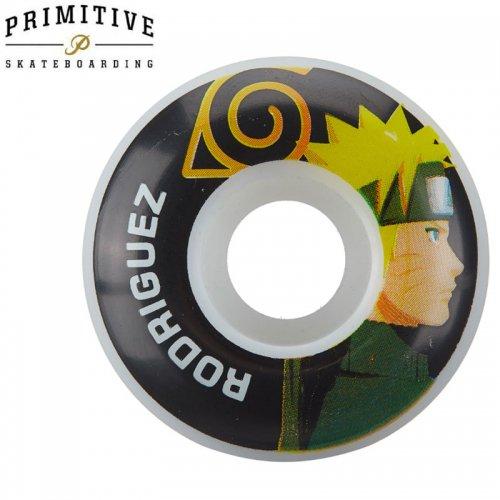 【PRIMITIVE プリミティブ スケボー ウィール】NARUTO RODRIGUEZ PRO WHEELS ナルト疾風伝コラボ【53mm】NO8