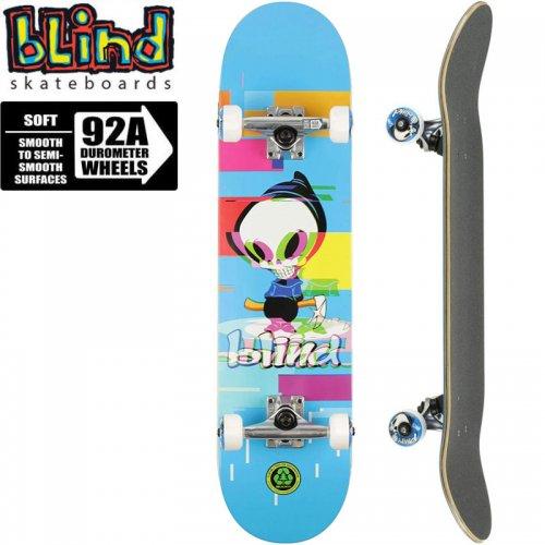 【ブラインド BLIND スケートボード コンプリート】REAPER GLITCH COMPLETE 92A[7.75インチ]NO130