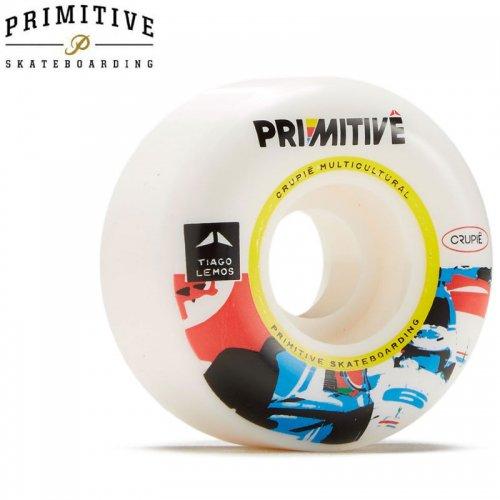 【PRIMITIVE プリミティブ スケボー ウィール】CRUPIE LEMOS WHEELS 101A【51mm】NO9
