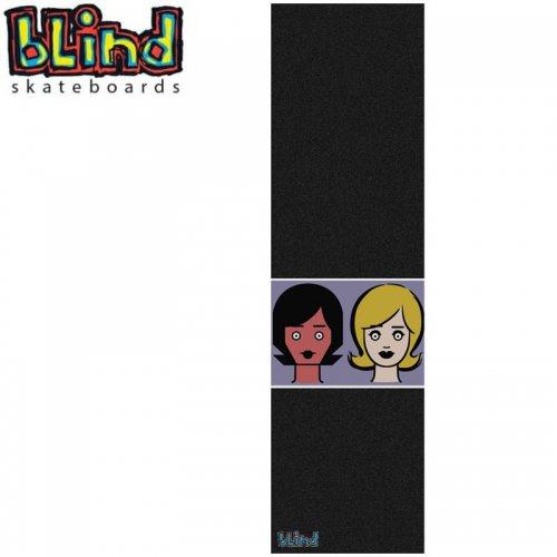 【BLIND ブラインド スケボー デッキテープ】SINGLE SHEET TWO GIRLS GRIP TAPE 10x33インチ NO13