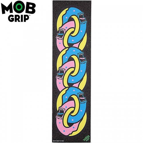 モブグリップ MOB GRIP デッキテープ】SANTA CRUZ サンタクルーズ ODD FUTURE GRIPTAPE 9 x 33 NO192