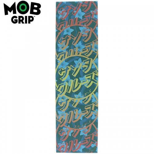 【モブグリップ MOB GRIP デッキテープ】SANTA CRUZ サンタクルーズ BLOSSOM DOT GRIPTAPE 9 x 33 NO196