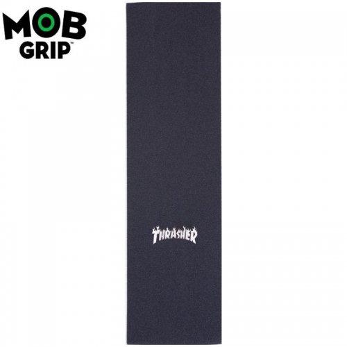 【モブグリップ MOB GRIP デッキテープ】FLAME LOGO LASER CUT GRIPTAPE 9 x 33 NO130