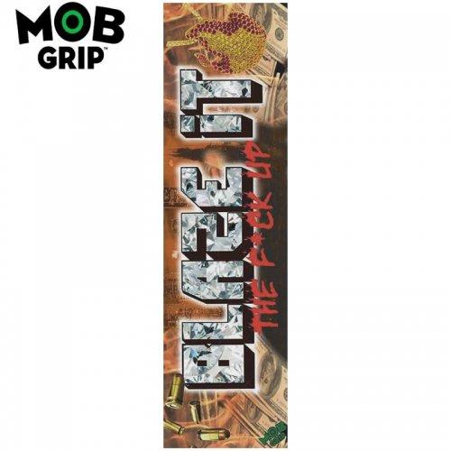 【モブグリップ MOB GRIP デッキテープ】HOT FIRE FOR HIRE BLAZE IT UP GRIPTAPE 9 x 33 NO116
