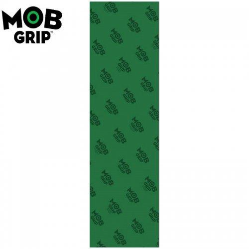 【モブグリップ MOB GRIP デッキテープ】TRANS COLORS GRAPHIC クリアグリーン GRIPTAPE 9 x 33 NO121