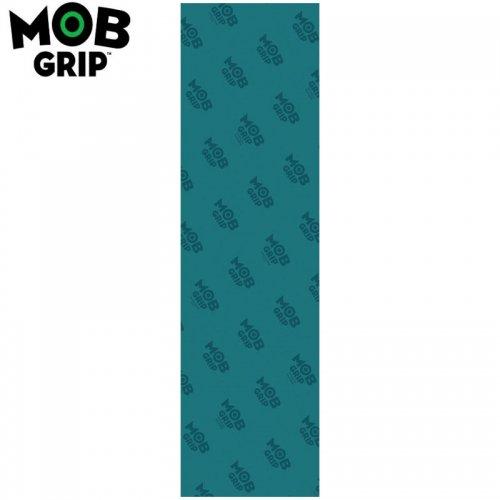 【モブグリップ MOB GRIP デッキテープ】TRANS COLORS GRAPHIC クリアブルー GRIPTAPE 9 x 33 NO125