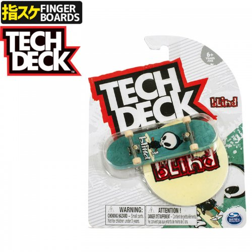 【TECH DECK テックデッキ 指スケ】ブラインド BLIND【96mm】NO45