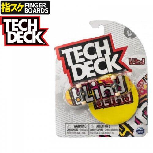 【TECH DECK テックデッキ 指スケ】ブラインド BLIND【96mm】NO46