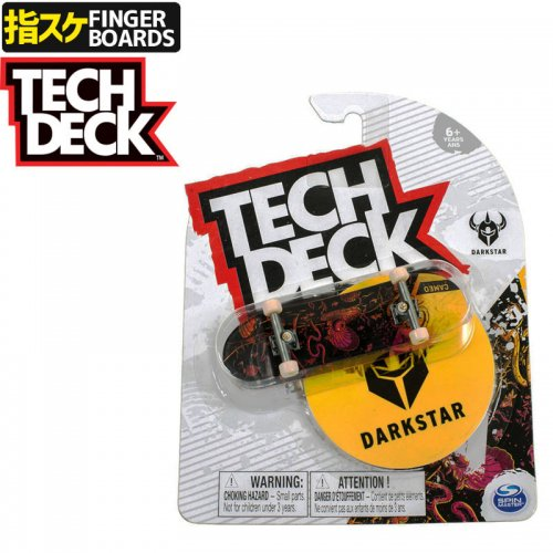 【TECH DECK テックデッキ 指スケ】96mm 1PAC DARKSTAR ダークスター NO31