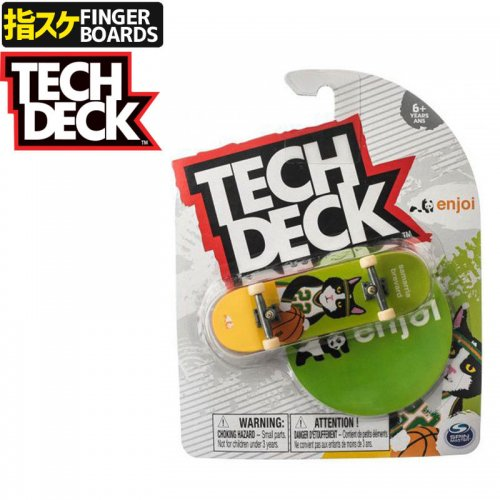 【TECH DECK 指スケ】96mm 1PAC テックデッキ ENJOI エンジョイ NO04