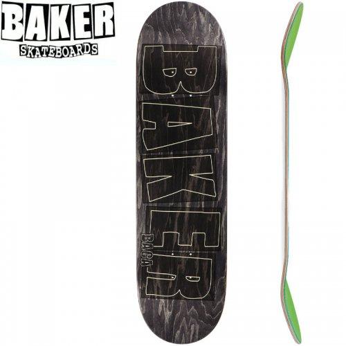 【ベーカー BAKER スケボー デッキ】BACA BRAND NAME STROKE[8.25インチ]NO258