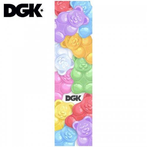 【DGK ディージーケー デッキテープ】Gummies Grip Tape NO06