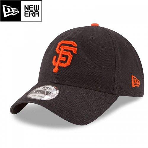 【NEW ERA キッズ キャップ】SAN FRANCISCO GIANTS CORE CLASSIC 9TWENTY YOUTH サンフランシスコ ジャイアンツ NO1