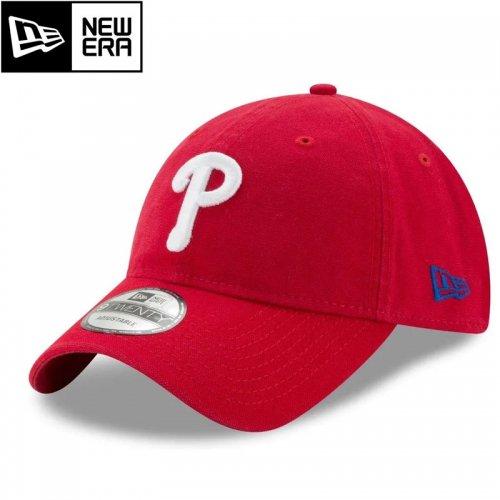 【NEW ERA キッズ キャップ】PHILADELPHIA PHILLIES CORE CLASSIC 9TWENTY YOUTH フィラデルフィア フィリーズ NO2