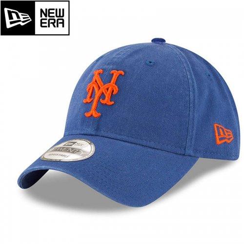 【NEW ERA キッズ キャップ】NEW YORK METS CORE CLASSIC 9TWENTY YOUTH ニューヨーク メッツ NO3