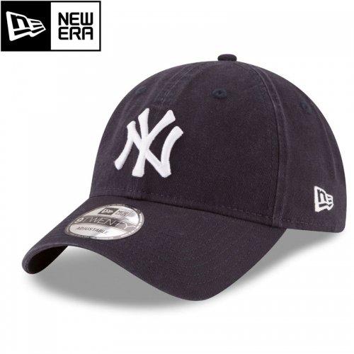 【NEW ERA キッズ キャップ】NEW YORK YANKYS CORE CLASSIC 9TWENTY YOUTH ニューヨーク ヤンキース NO5