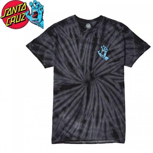 【サンタクルズ SANTA CRUZ キッズ Tシャツ】SCREAMING HAND TEE ユースサイズ NO49