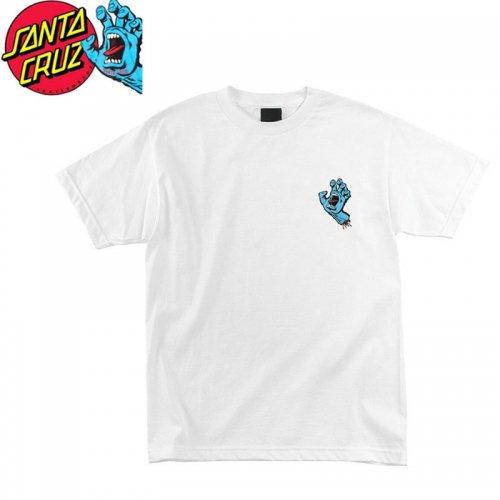 【サンタクルズ SANTA CRUZ キッズ Tシャツ】SCREAMING HAND TEE【ユース サイズ】NO52