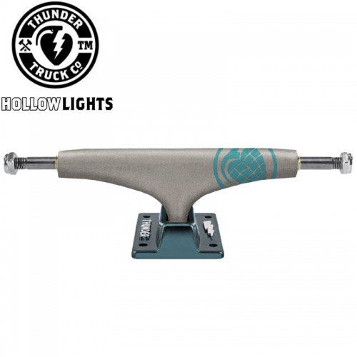 【THUNDER サンダー スケボー トラック】HOLLOW LIGHTS SET SONORA GUN METAL【149】NO151
