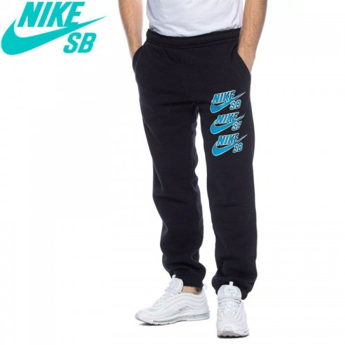 【ナイキエスビー スケボー パンツ】NIKE SB ICON FLEECE TRIPL STACK PANT NO23