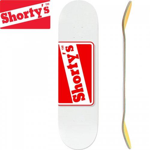 【ショーティーズ SHORTY'S スケボー デッキ】OG LOGO MD DECK[8.0インチ][8.125インチ]NO26