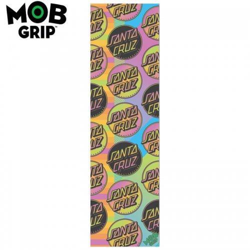 【モブグリップ MOB GRIP デッキテープ】SANTA CRUZ サンタクルーズ AFTERGLOW GRIPTAPE 9 x 33 NO197