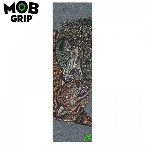 【モブグリップ MOB GRIP デッキテープ】WOLFBAT  GRIPTAPE 9 x 33 NO196